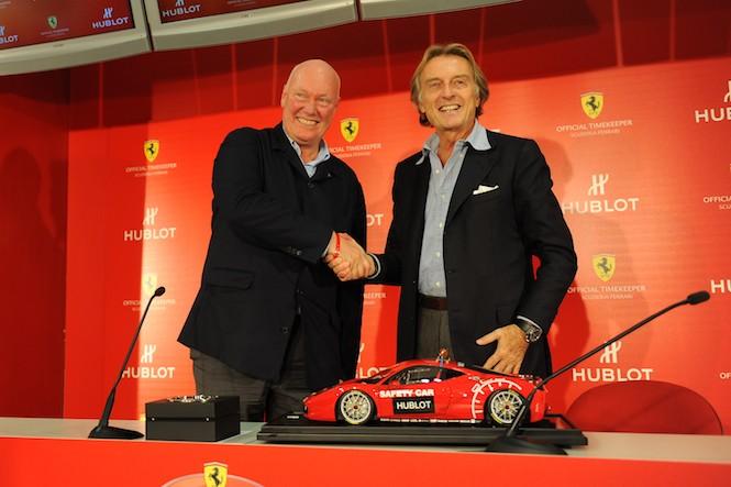 Ferrari i Hublot – mariaż prestiżu