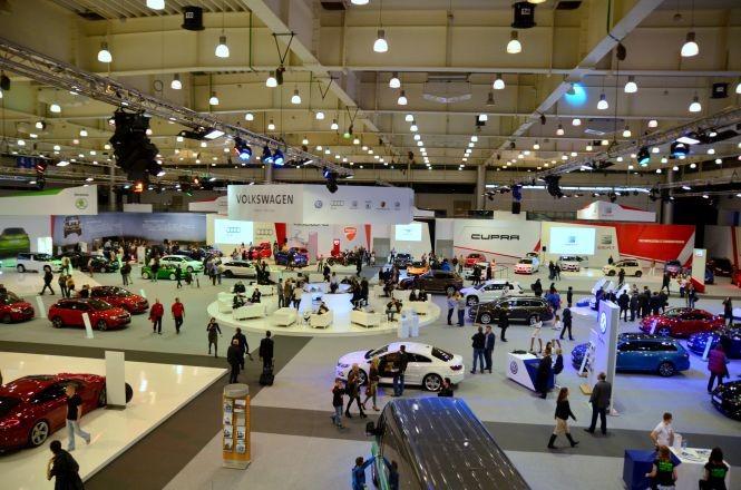 Weekend? Może na Poznań Motor Show 2014...