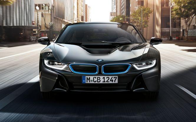 BMW i8, czyli nowoczesność kosztuje