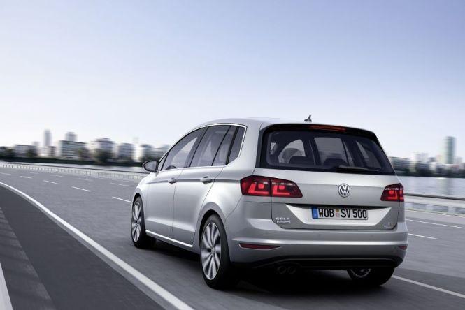 VW Golf Sportsvan. Więcej niż Plus.