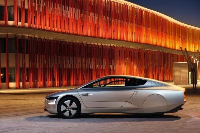 VW XL1 - najoszczędniejszy seryjny samochód świata