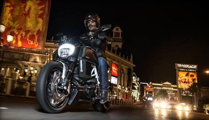 Diabeł nadchodzi: od dziś Ducati Diavel w salonach