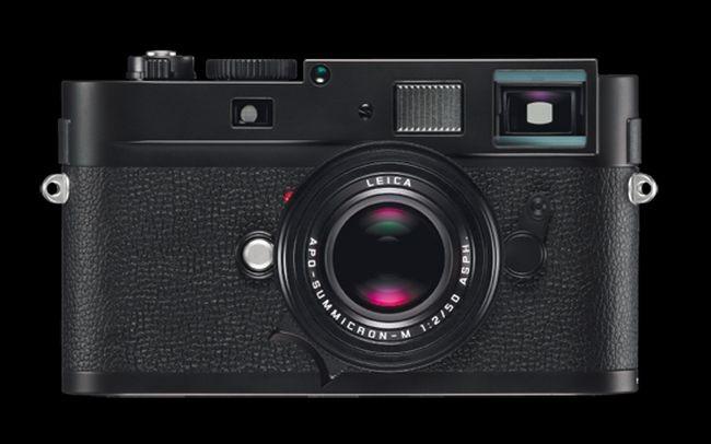 Leica M: kolor się nie liczy.