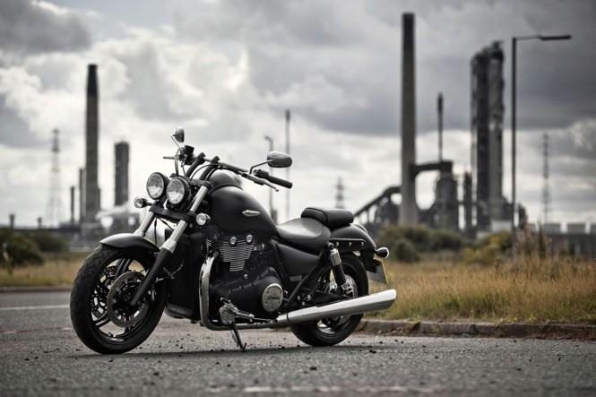 Motocykle Triumph - wiosnę zacznij klasycznie!