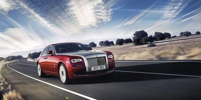 Rolls-Royce ma 110 lat