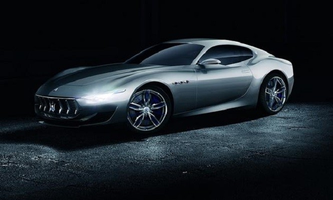 Gama Maserati będzie większa - Alfieri trafi do produkcji