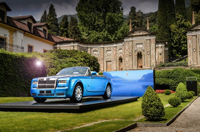 Chcę takiego Rolls Royce'a!
