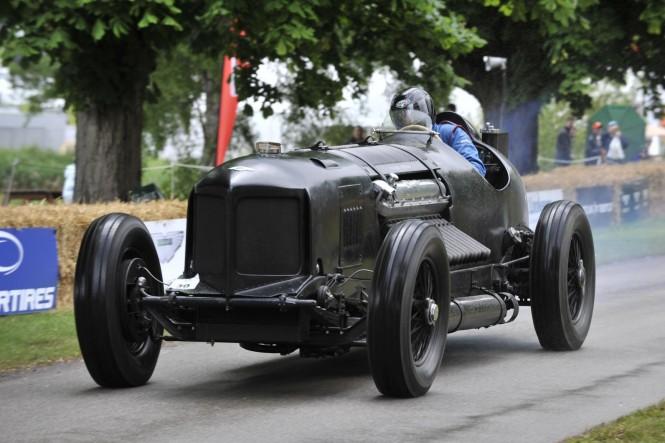 """1500KM! Wyścigówka z morskim pochodzeniem: Packard-Bentley """"Mavis"""""""
