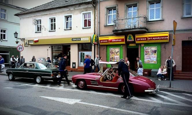 Gullwing za półtora miliona euro w Polsce!