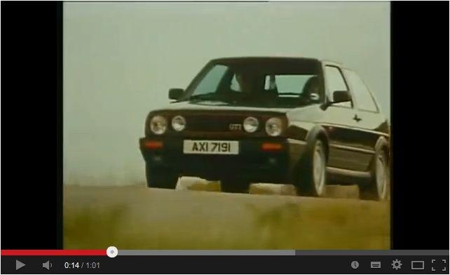 Reklamy warte uwagi: VW Golf GTI