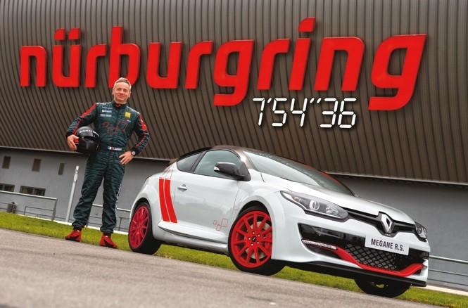 Rekord Renault na Nurburgringu: film!