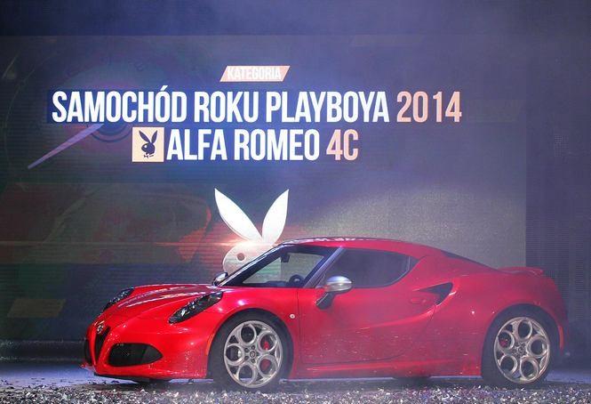 Samochód roku Playboya 2014: sporo się działo!