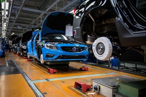 Volvo ruszyło z produkcją S60/V60 Polestar