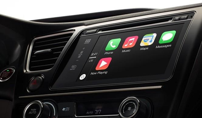 CarPlay czyli samochód współpracujący z Iphonem