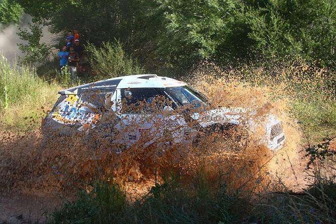 Baja Aragon: LOTTO TEAM na podium!