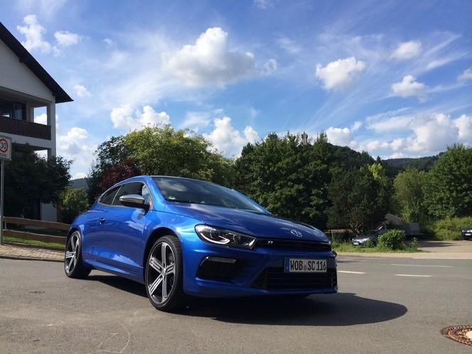 Nowy VW scirocco - już nim jeździmy!