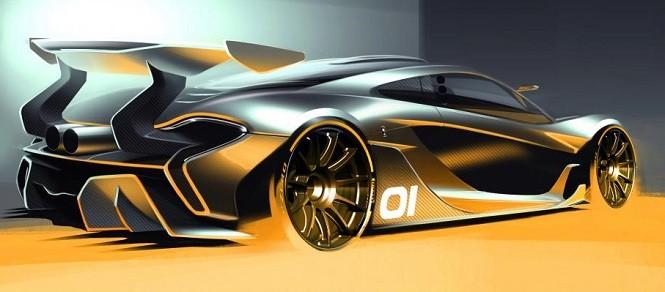 McLaren zapowiada torową wersję P1