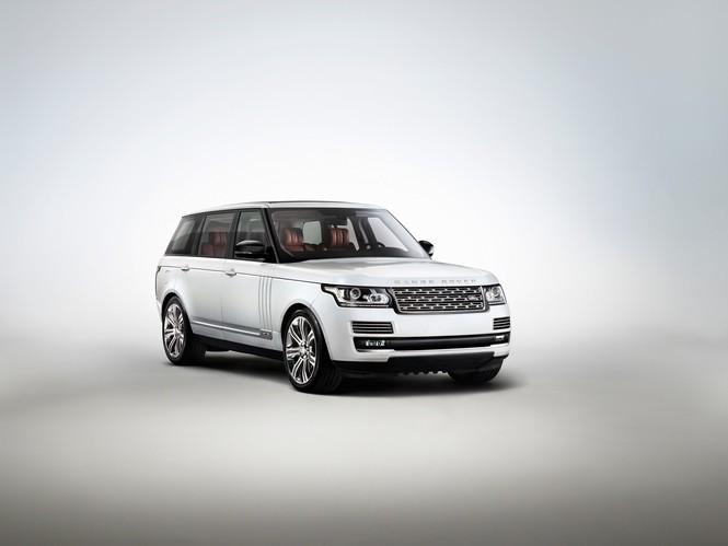 Timberlake chce także Range Rovery