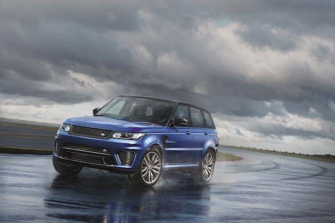 Za 3 dni premiera najmocniejszego Range Rovera SVR!