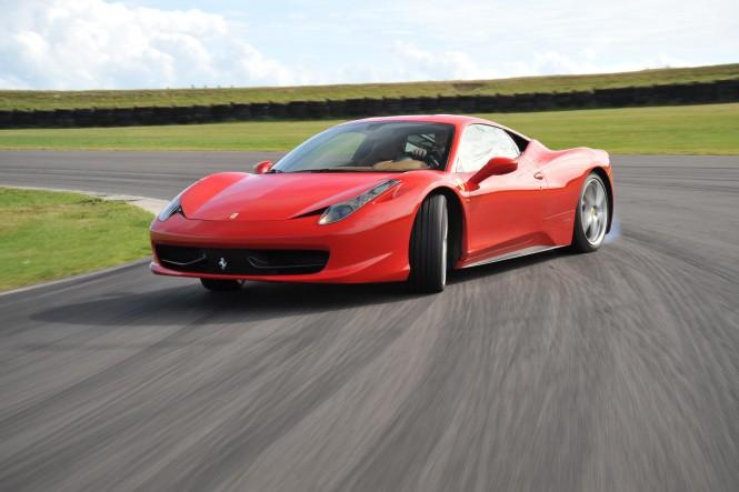 Downsizing dopadł Ferrari