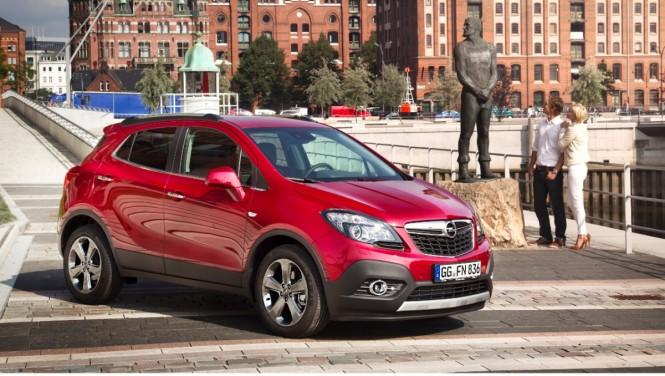 Opel Mokka – miejski crossover z aspiracjami