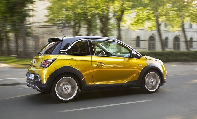 Opel Adam Rocks - już nim jeździmy