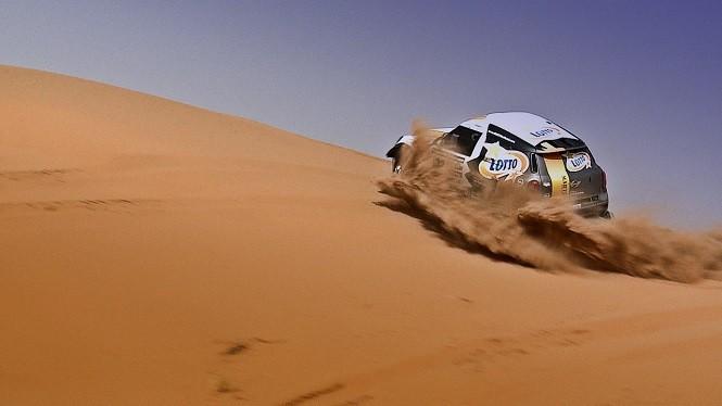 Rajd Maroka: ostatni trening przed Dakarem