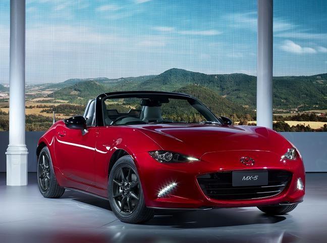 Mazda MX-5: Król powraca