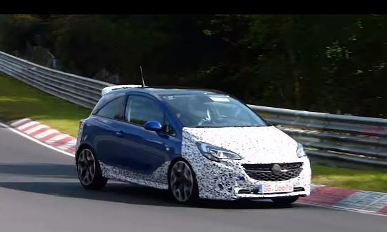 Opel Corsa OPC powróci na początku 2015 roku