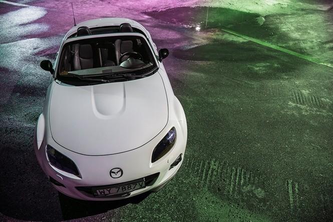 Mazda MX-5 – Najlepszy roadster na jesień