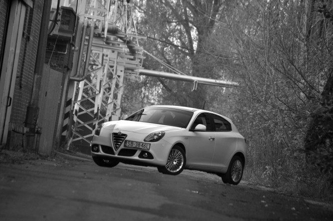 Julia i ja. Alfa Romeo Giulietta 1,4 MultiAir