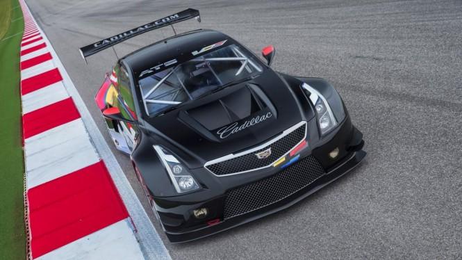 Cadillac ATS-V. Nowa amerykańska wyścigówka