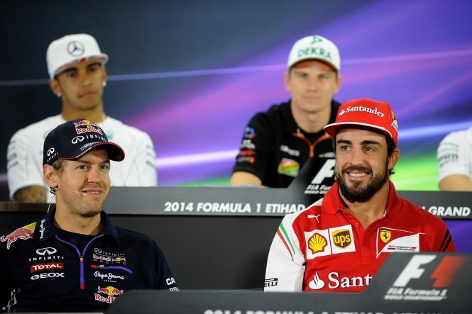 Vettel w Ferrari