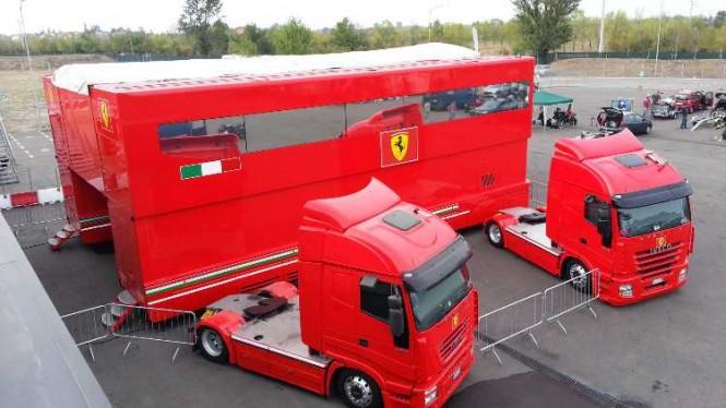 Wielka (i droga) gratka dla fanów Ferrari