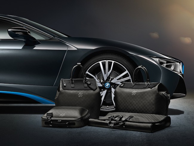 Vuitton dla BMW i8