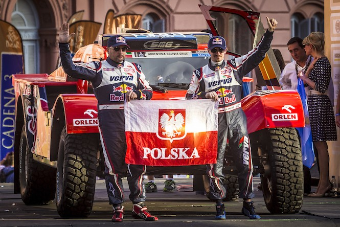 Sport: ruszył 37. Rajd Dakar