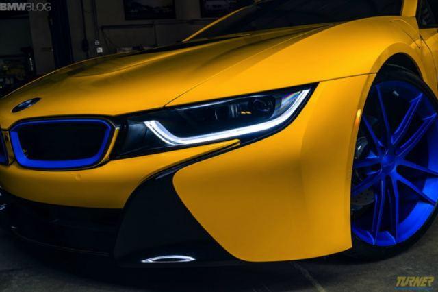 BMW po amerykańsku