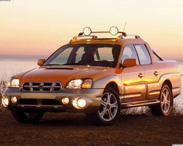 Subaru dla surferów