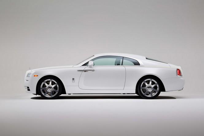 Wraith - Inspired by Fashion: najmodniejszy z Rolls-Royce'ów