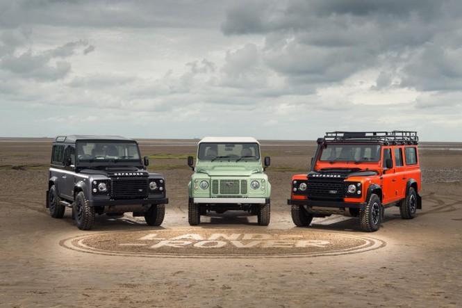Land Rover żegna Defendera