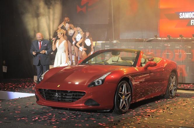 Samochód Roku Playboya - zobacz wszystkich nagrodzonych