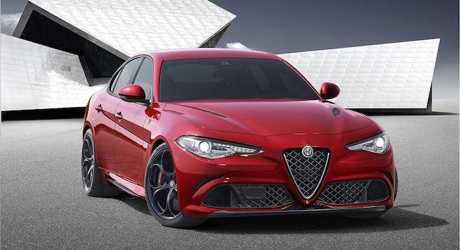Szykujcie zaskórniaki, bo nadchodzi Alfa Romeo Giulia!