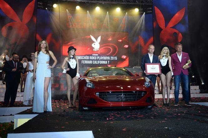 Samochód Roku Playboya - zobacz pełną relację