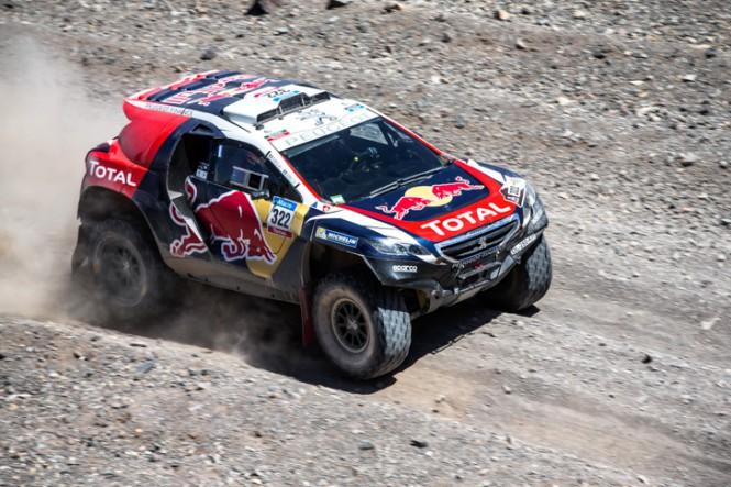 Peugeot 2008 DKR wraca na odcinki specjalne