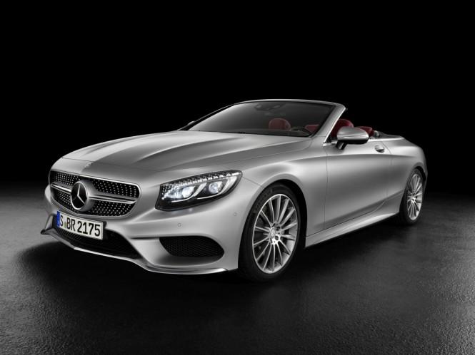 Mercedes-Benz Klasy S Cabriolet już niedługo