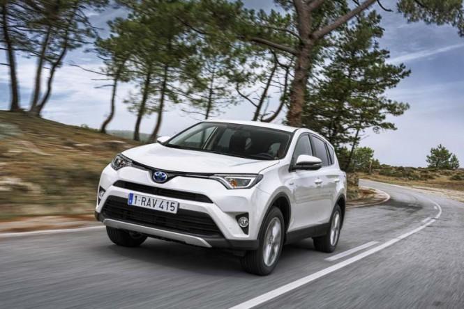 Ekologiczny SUV -  czyli nadchodzi Toyota RAV 4 Hybrid