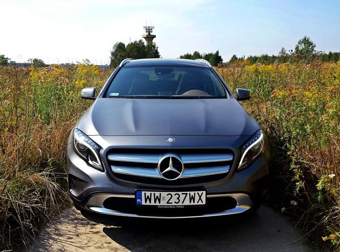 Test: Mercedes GLA 250 4matic - wszechstronność ponad wszystko.