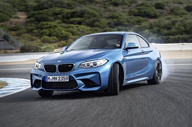 BMW M2 - nadchodzi najlepszy funcar na rynku?