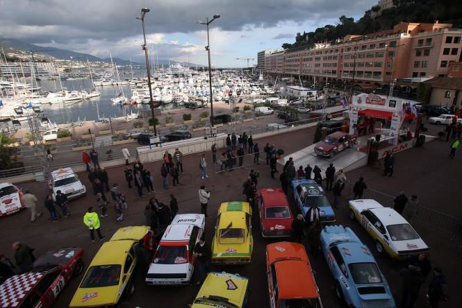 Rallye Monte Carlo Historique, wyniki Polaków