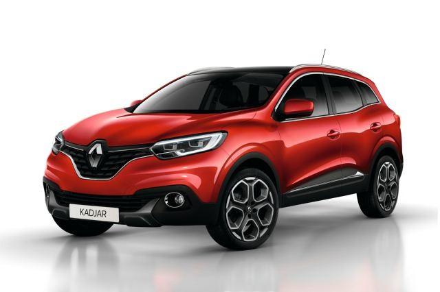 Kadjar – nowy crossover Renault
